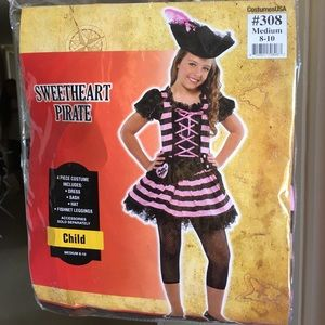 Other - SWEETHEART PIRATE COSTUME KIDS